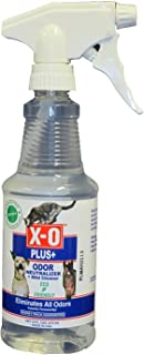 X-O Plus Odor Neutralizer/Cleaner Ready-to-Use (8oz, 16oz, 1gallon, 5gallons) - All-Natural Deodorizer