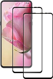 LPCJ för Xiaomi MIX 3 skärmskydd, gratis skal vänlig HD klar bubbla repbeständig härdat glas skärmskydd passar för Xiaomi ...