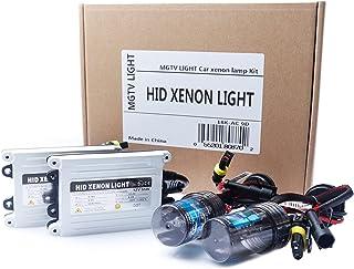 Headlight Assemblies زينون الصابورة 12V H4-3 سوينغ زاوية Lighthid H7 H1 H3 H11 HB4 9005 9006000K 55W KIT HID H13 9004 9007...