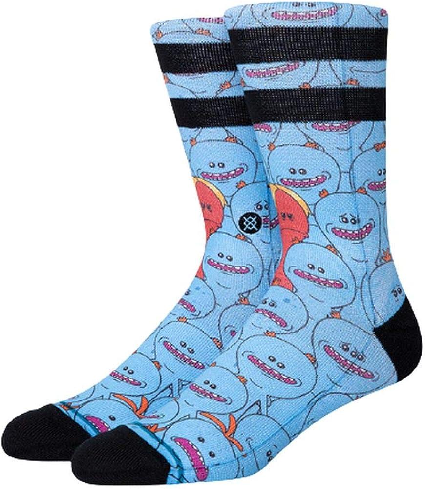 Stance Mr. Meeseeks Crew Socks