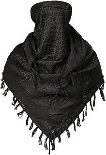 【Ludus Felix】アフガンストール シュマグ ストール スカーフ ミリタリー サバゲー装備 大判 Cotton 100%