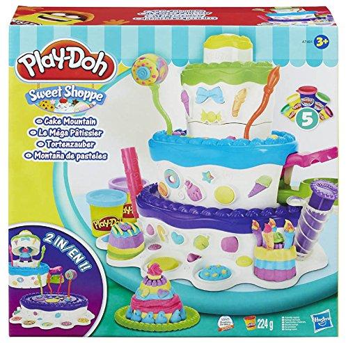 Hasbro Play-Doh Torta Pasticciona