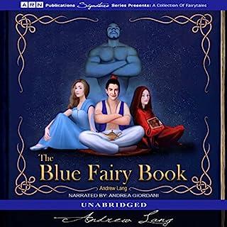 The Blue Fairy Book cover art