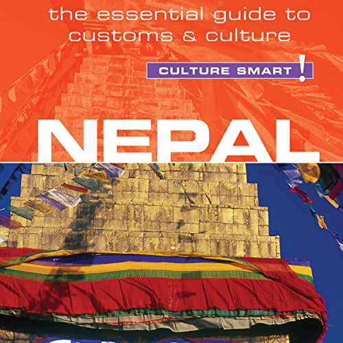 Nepal - Culture Smart! audiobook cover art