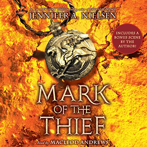 Mark of the Thief, Book 1 Titelbild