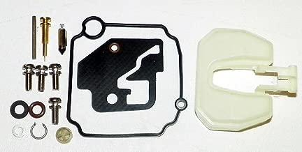 MERCURY Complete Carburetor Kit 9.9 Hp 4 Stroke 99-Up WSM 600-62 OEM# 802706A1