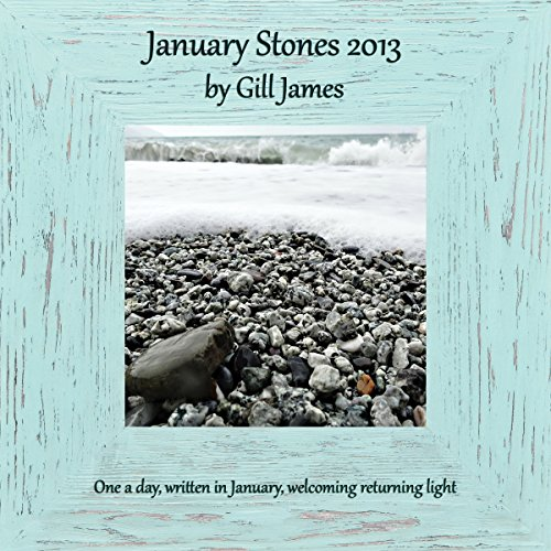 January Stones 2013 audiobook cover art