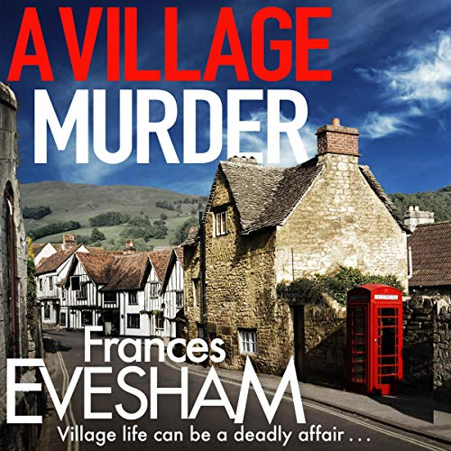 A Village Murder cover art