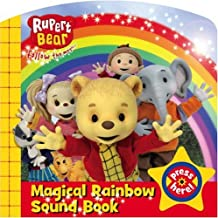 Magical Rainbow Sound Book!