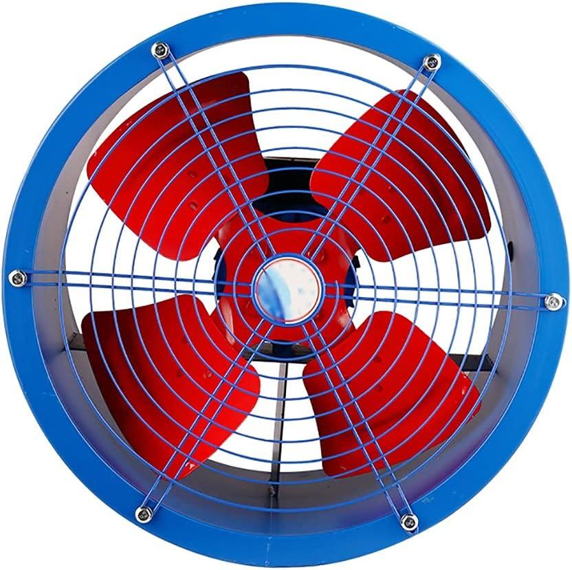 XYSQ Extractor De Ventilación Industrial, Ventilador De Conducto De Escape, Tubería Industrial Potente Ventilador De Escape, Ventilador De Aceite De Alta Potencia Y Humo Ventilador De Ventilación