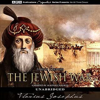The Jewish War audiobook cover art