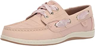 Sperry SONGFISH CROCO NUBUCK womens Boat Shoe