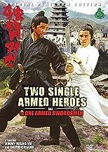 Two Single Armed Heroes aka One Armed Swordsmen DVD Jimmy Wang Yu, David Chiang
