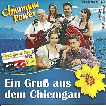 Ein Gruss aus dem Chiemgau