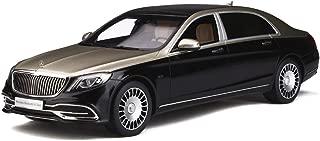 GT Spirit 1/18 Mercedes-Maybach S650 2019 Silver/Black GT237