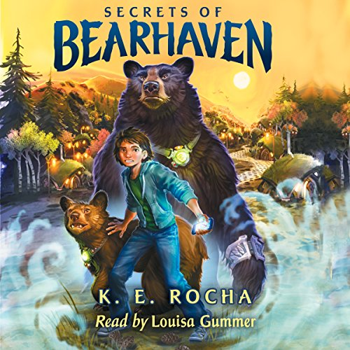 Bearhaven, Book 1: Secrets of Bearhaven copertina