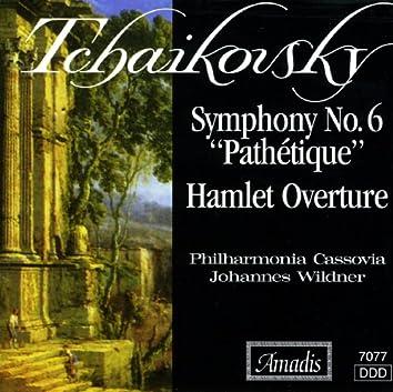 "Tchaikovsky: Symphony No. 6, ""Pathetique"" / Hamlet - Fantasy Overture After Shakespeare"