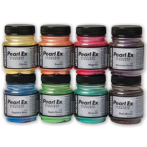 Pearl Ex Pigment Chromatic 8 Color Set