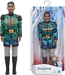 Disney Frozen Mattias Fashion Doll With Removable Shirt Inspired by the Disney Frozen 2 Movie - Toy for Kids 3 Years Old a...