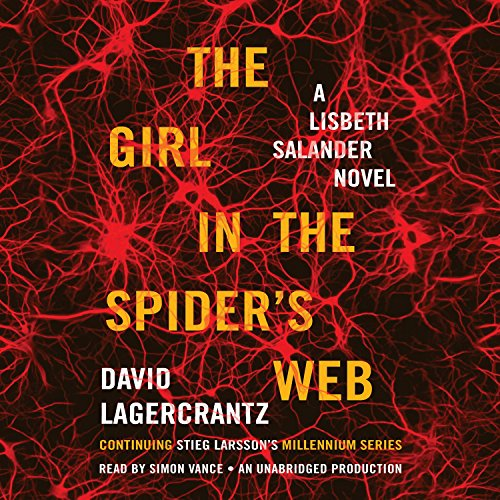 The Girl in the Spider's Web cover art