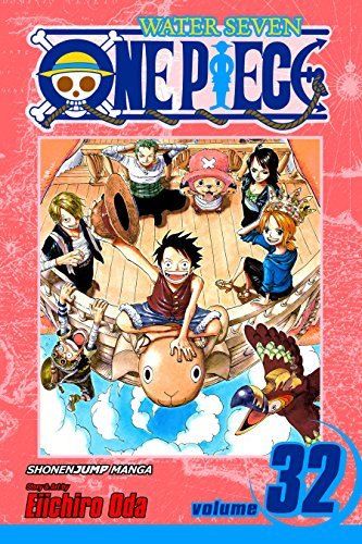 One Piece, Vol. 32: Love Song (One Piece Graphic Novel) (English Edition)