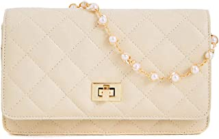 Uterque Women Quilted leather bag 1171/709