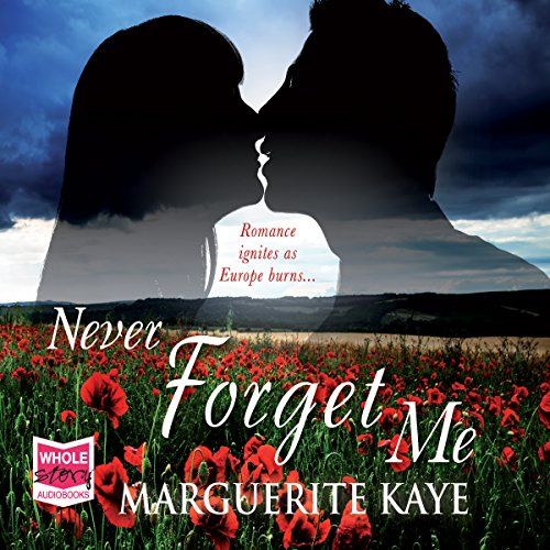 Never Forget Me audiobook cover art