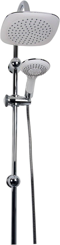 Hoga 60057 Teneriffa Overhead Shower Set Chrome