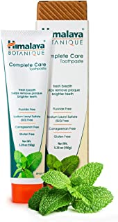 Himalaya Complete Care toothpaste - Simply Mint 5.29 oz/150 gm (1 Pack) Natural, Fluoride-Free & SLS-Free