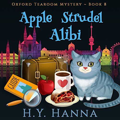 Apple Strudel Alibi  audiobook cover art