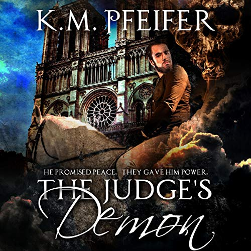 The Judge's Demon audiobook cover art