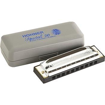 Hohner M560016X - Armonica a bocca Special 20 C