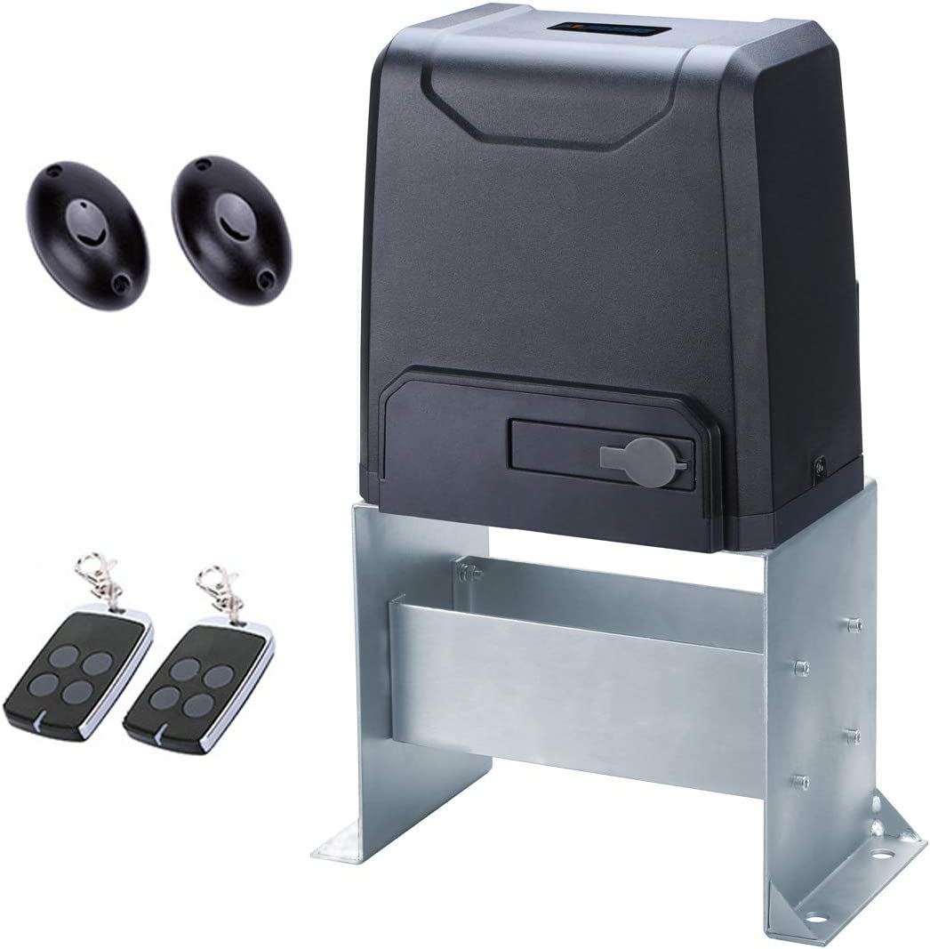National products G.T.Master Sliding Automatic Gate Opener Driveway - Popular Security Kit