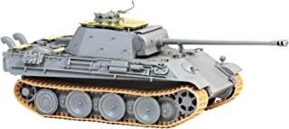 Dragon Models 1/35 Panther Ausf.G Late Production w/Add-on Anti-Aircraft Armor Model Building Kits