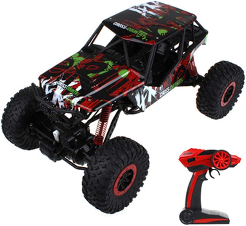 mejor moda POWER RC Coche 1 10 Escala 2.4 GHz GHz GHz Rock Crawler Rally Coches 4WD Truck RC Escala GPS Off-Road Rastreo De Vehículos Gadgets Electrónicos  Todo en alta calidad y bajo precio.