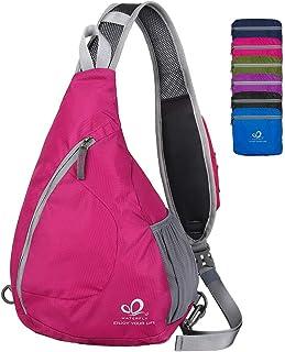 Waterfly Sling Chest Backpacks Bags Crossbody Shoulder...