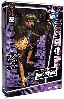 Monster High Power Ghouls Clawdeen Wolf (Wonder Wolf)