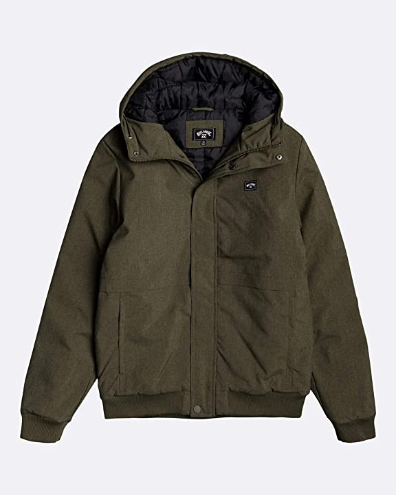 Giacca impermeabile da uomo giacca impermeabile uomo billabong all day U1JK43