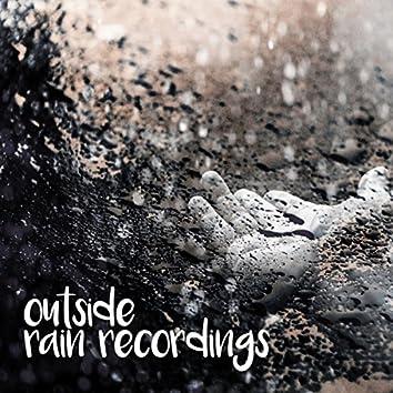Outside: Rain Recordings