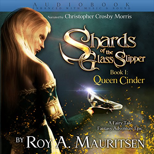 Shards of the Glass Slipper audiobook cover art