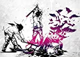 Three Days Grace - Music Poster Print Wall Decor - 27 by 19 inches. (NOT A DVD)