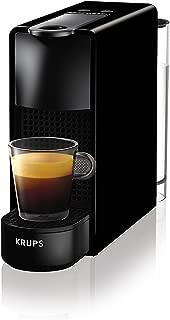 Nespresso Intenso Krups Essenza Mini XN1108 - Cafetera de cápsulas 19 bares,  2 programas de café, tamaño ultracompacto y función de autoapagado