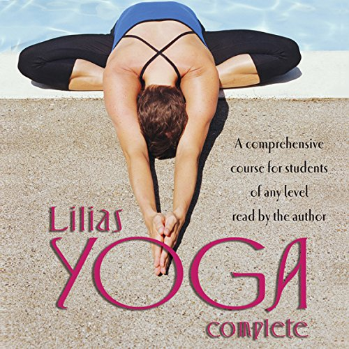Lilias Yoga Complete audiobook cover art