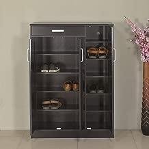 Nilkamal Kingsley Shoe Cabinet, Wenge