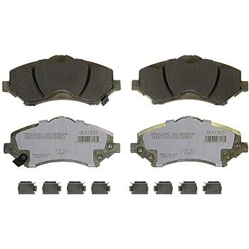 Disc Brake Pad Set-OEX Disc Brake Pad Rear Wagner OEX1259
