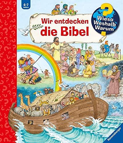 Wieso? Weshalb? Warum? Wir entdecken die Bibel (Wieso? Weshalb? Warum? Sonderband)