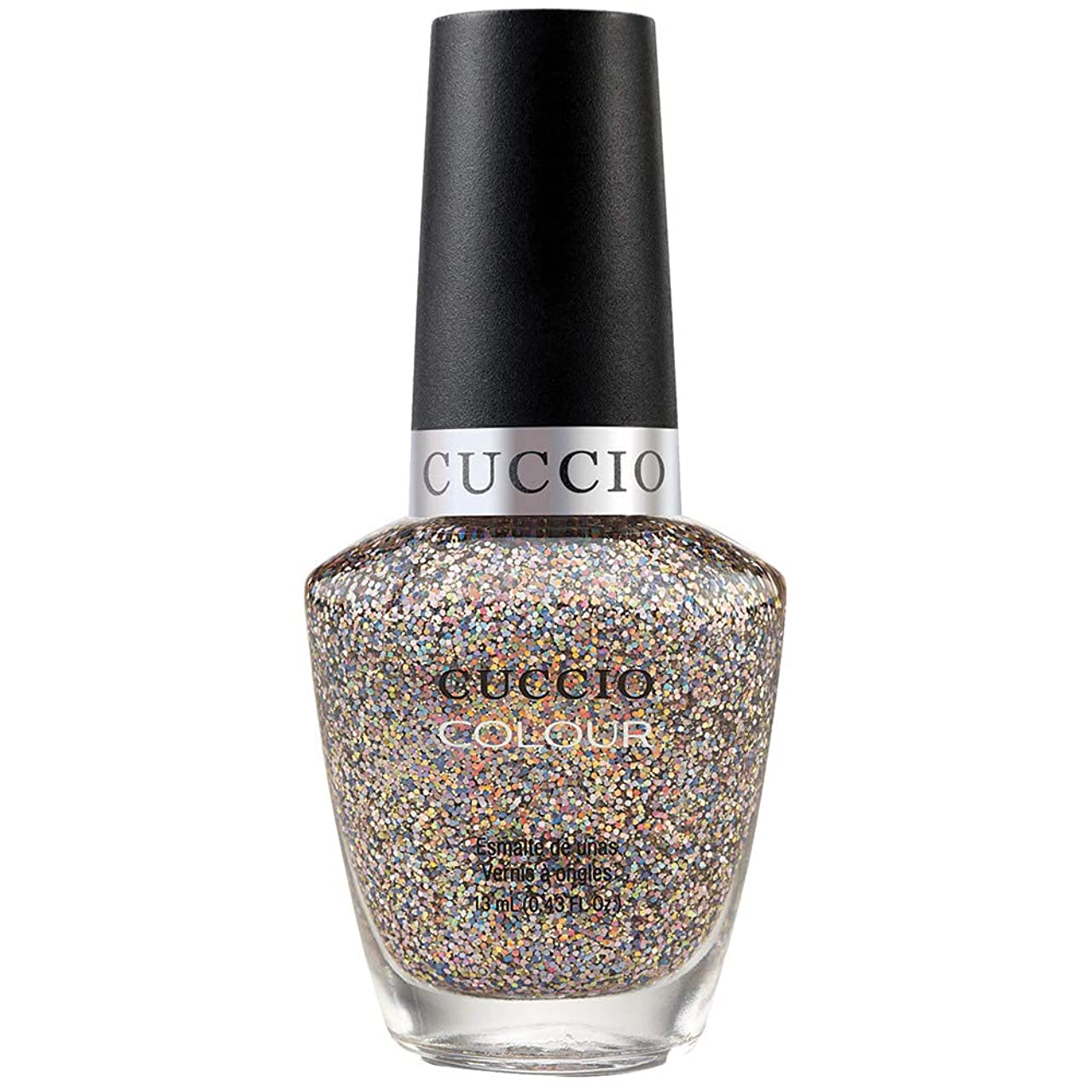 慰め真面目な強制的Cuccio Colour Veneer LED/UV Gel Polish - Bean There Done That! - 0.43oz / 13ml