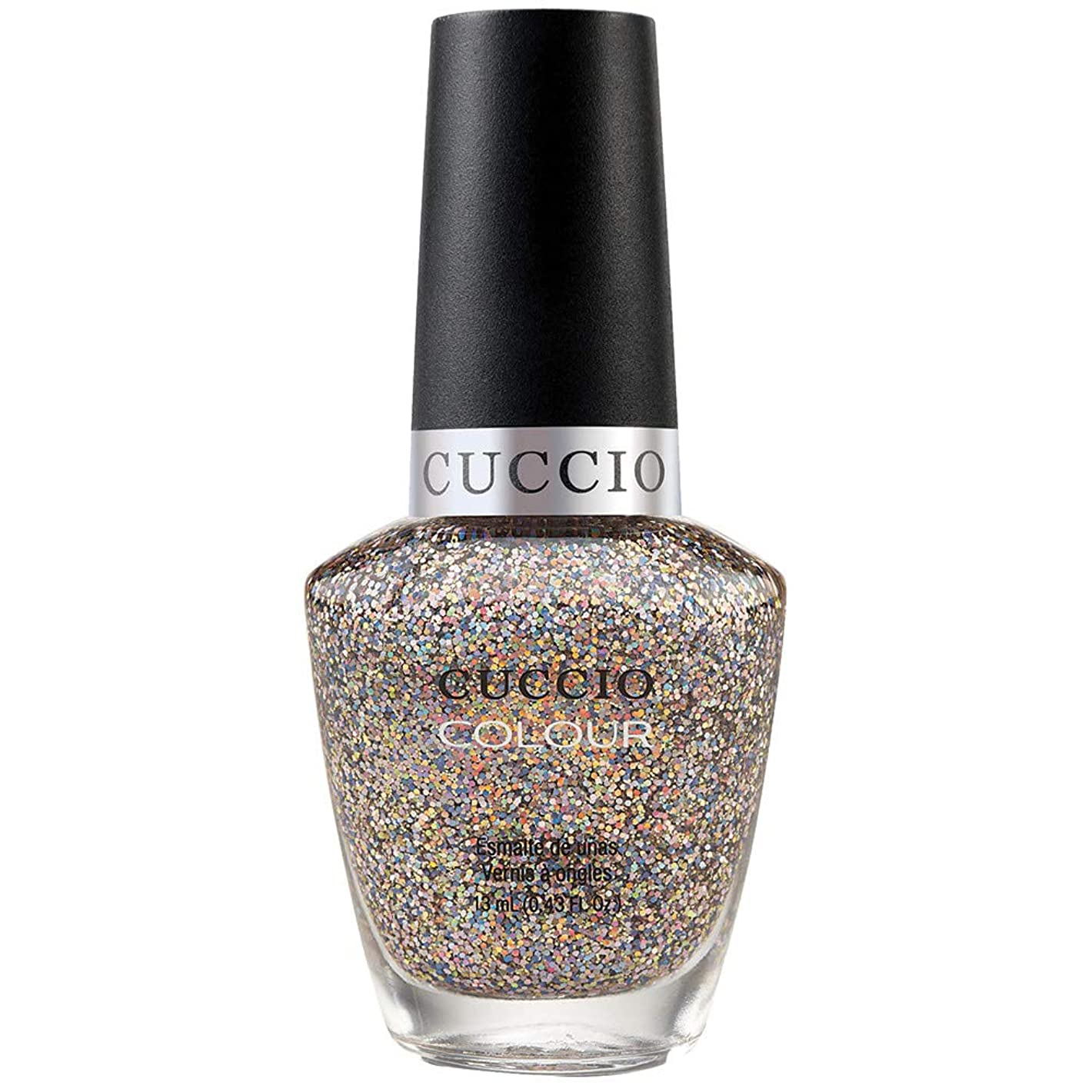 レースしなやかダンスCuccio Colour Veneer LED/UV Gel Polish - Bean There Done That! - 0.43oz / 13ml