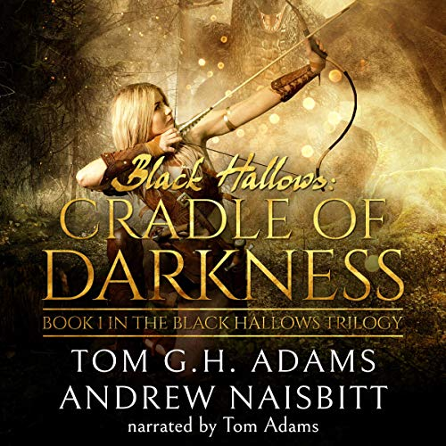 Black Hallows: Cradle of Darkness audiobook cover art