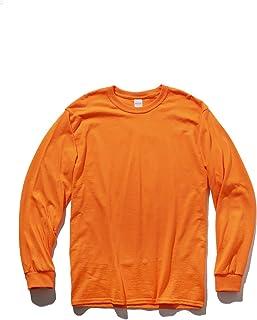 SPINNS ビッグシルエット ネオンカラーロングTシャツ